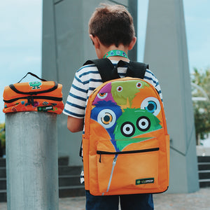 Monster Squad Backpack (orange)