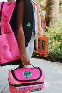 Lunch Bag: Pink