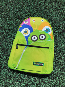 Monster Squad Backpack (green)