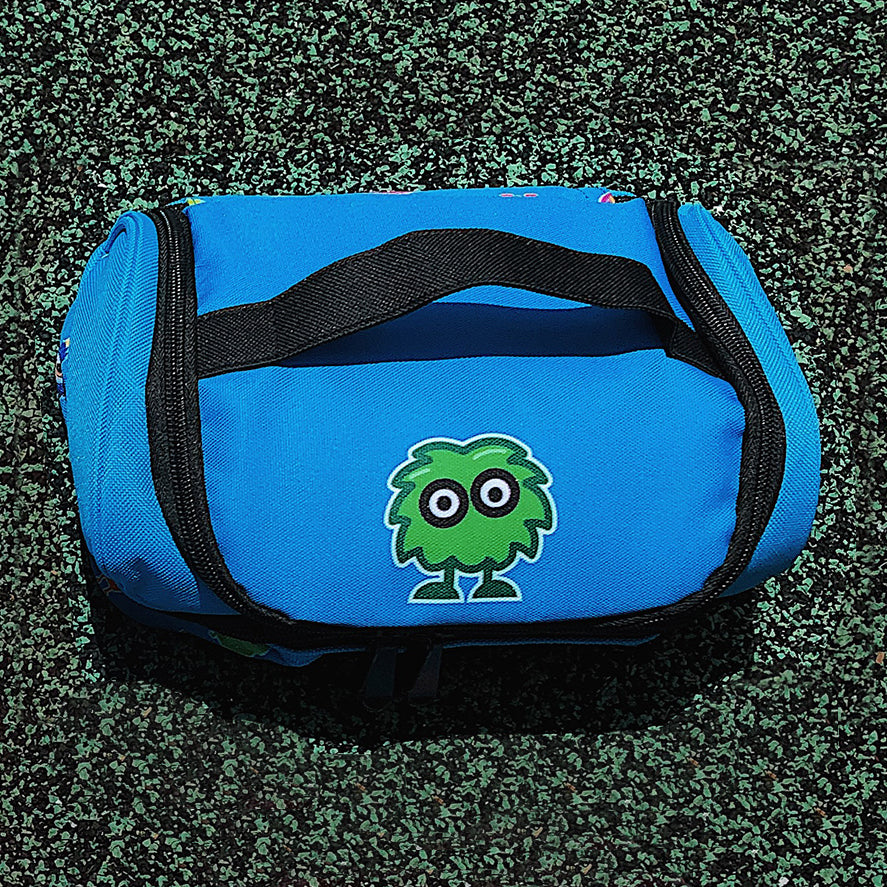 Lunch Bag: Blue