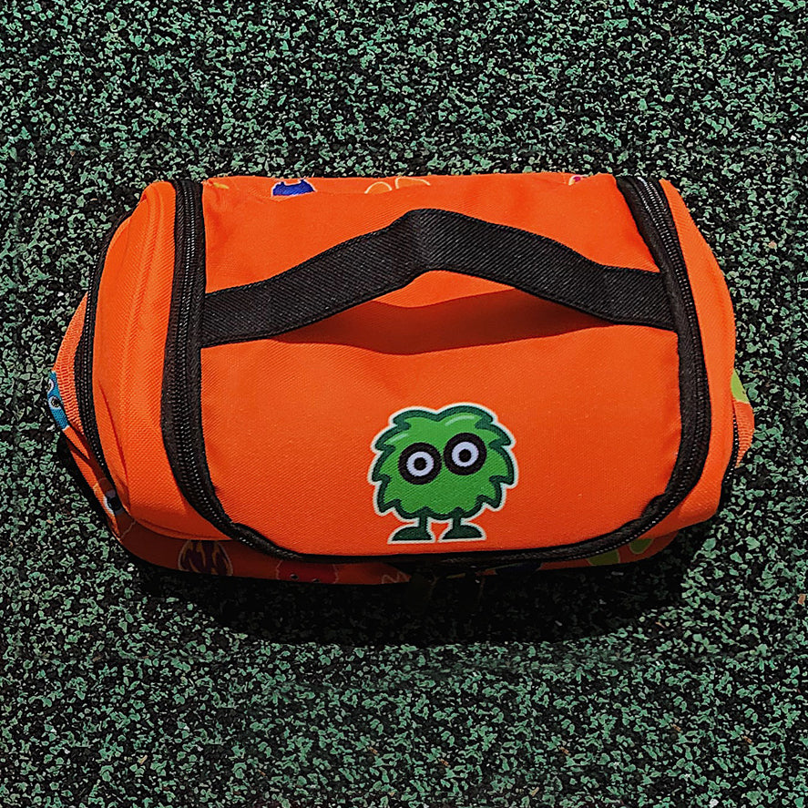 Lunch Bag: Orange