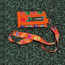 Load image into Gallery viewer, Wallet/Lanyard Combo: Orange