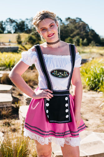 The Gerda | Modern barmaid dirndl