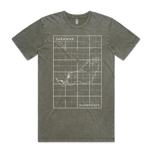 Load image into Gallery viewer, Map Tee
