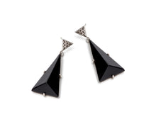 Load image into Gallery viewer, Auric Shield Earrings