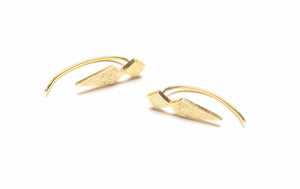 Athena Swoop Earrings
