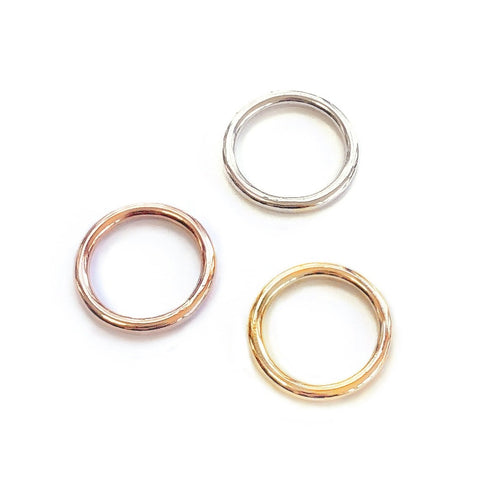 Smooth Round Ring 2.5mm