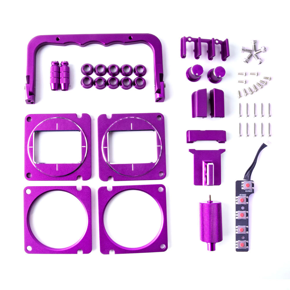 Radiomaster TX16S CNC Upgrade Part Set