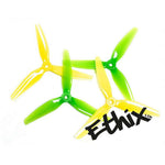 HQProp Ethix S4 Lemon Lime Props (10 Sets)