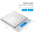500g Portable I2000 Superior Mini Digital Scale