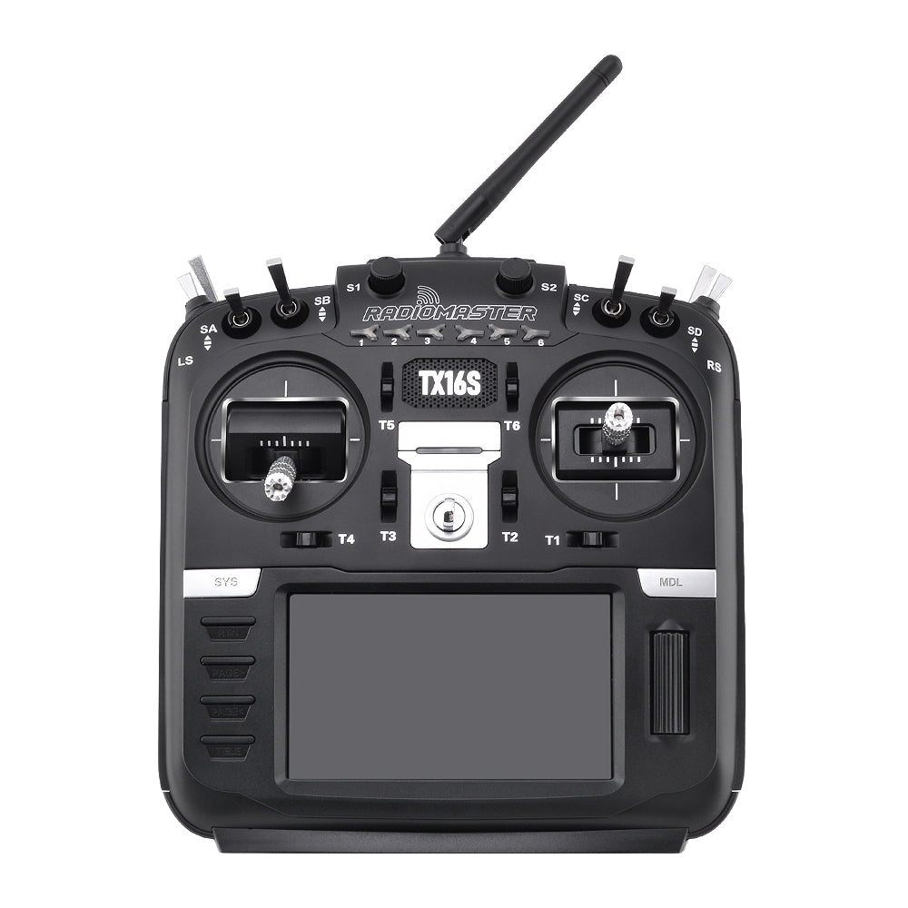 Radiomaster TX16S / Hall Gimbals Crossfire Edition (PREORDER)