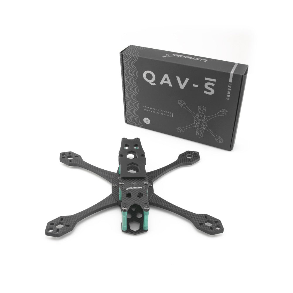 "Lumenier QAV-S 5"" Freestyle Quadcopter Frame"