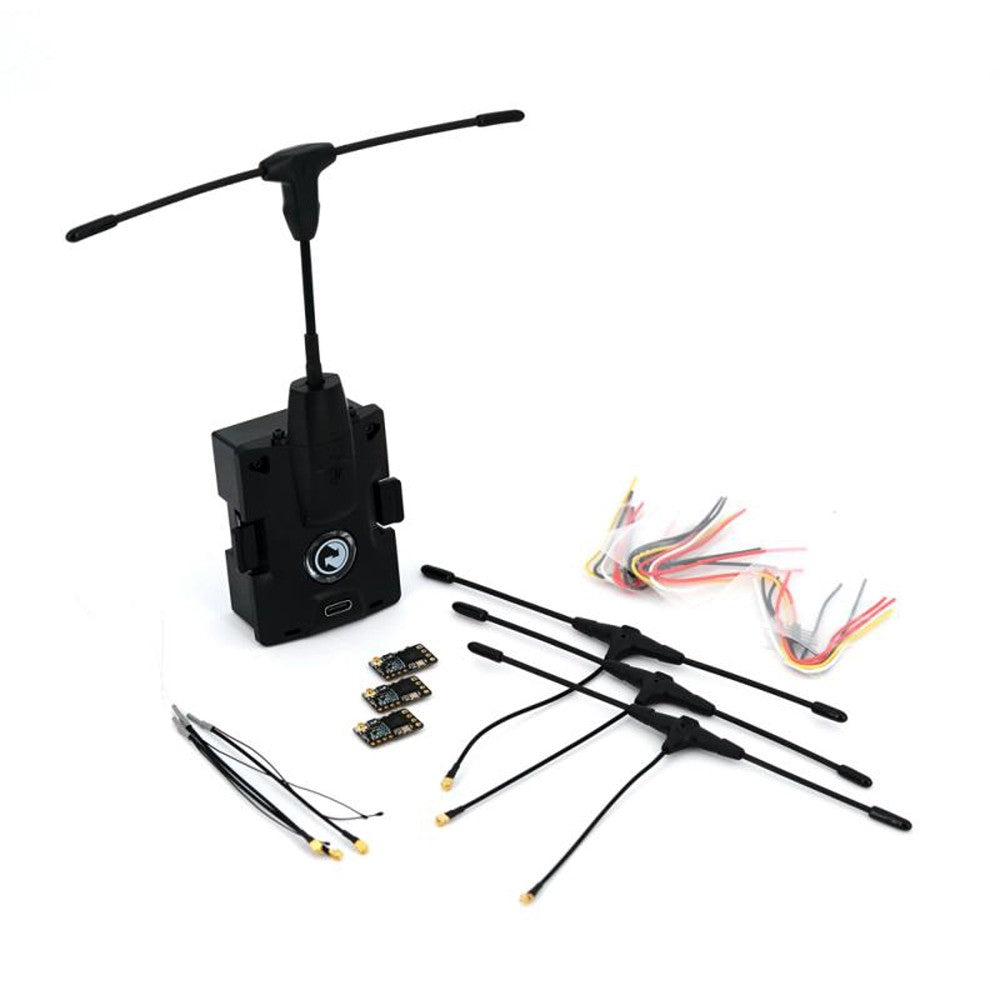 Radiomaster TX16S Transmitter with TBS Crossfire Micro TX V2 Starter Set (Pre Order)