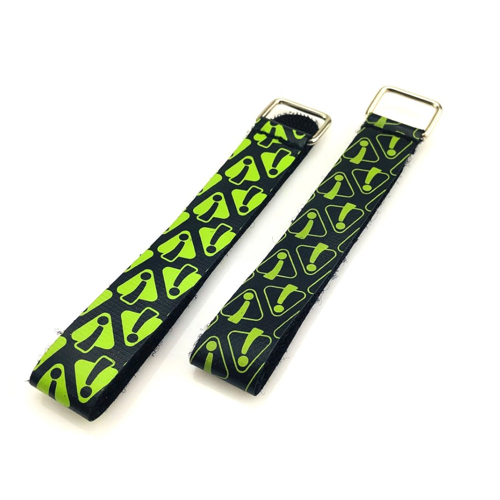 Ummagawd 220mm & 250mm Battery Straps (2 Pack)