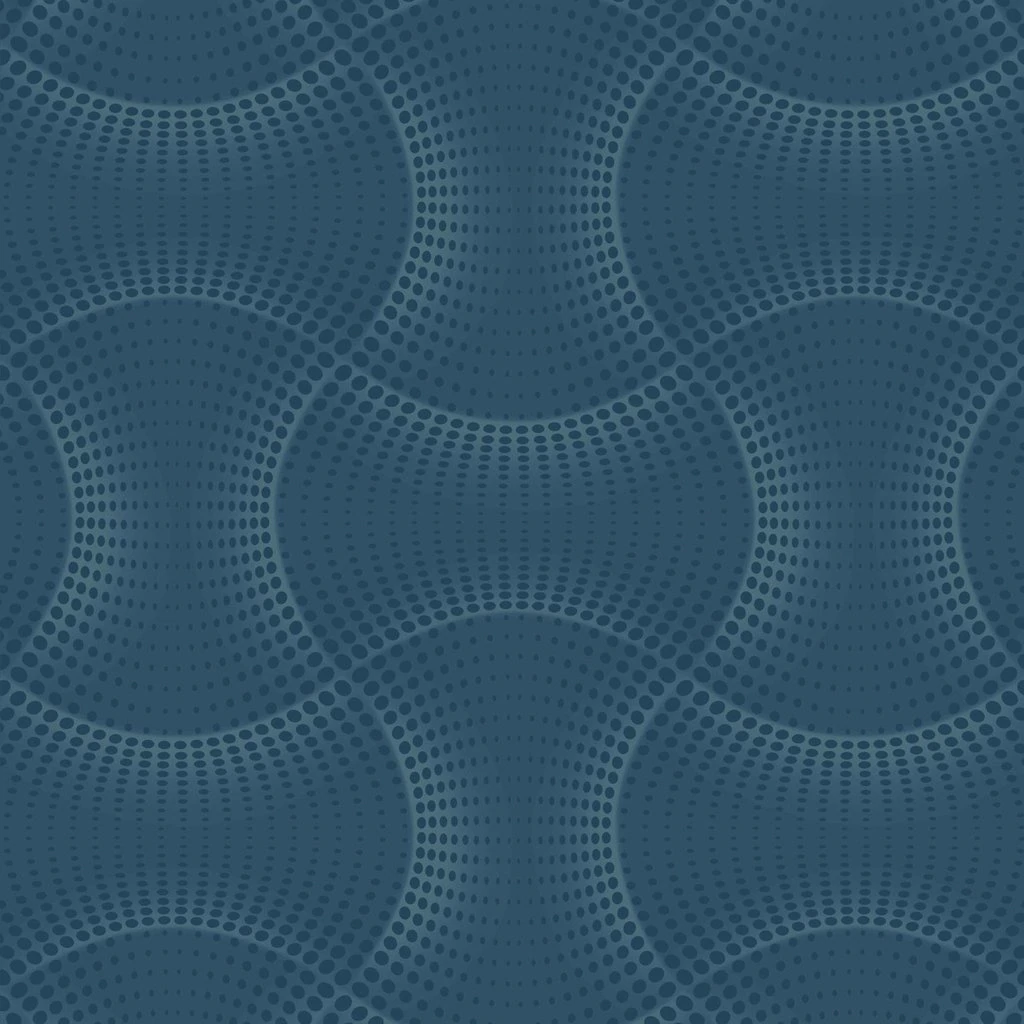 Calipso Bleu Wallpaper