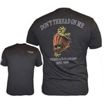Don't Thread on Me - Baseball Armory Clothing Co.
