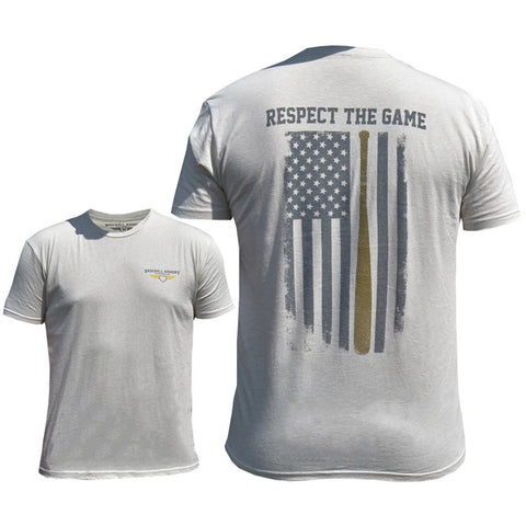 Respect the Game - Baseball Armory Clothing Co.