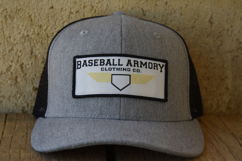 B.A. Snapback - Baseball Armory Clothing Co.