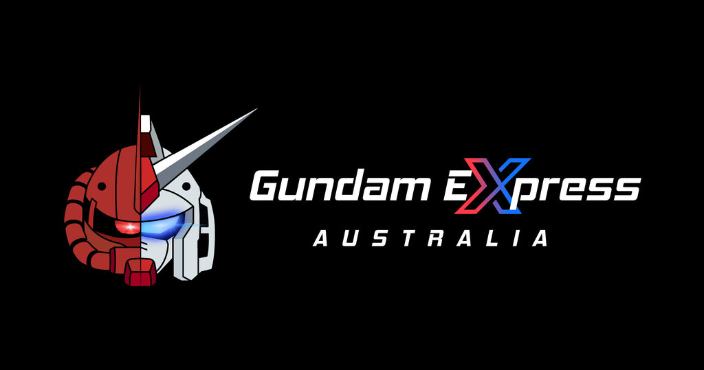 Hi Ho and Welcome to Gundam Express Australia!