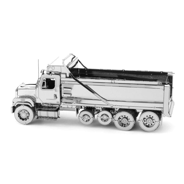 Metal Earth - Freightliner - 114SD Dump Truck side on