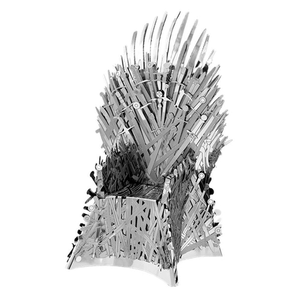 Metal Earth Iconx Game of Thrones The Iron Throne assembled model
