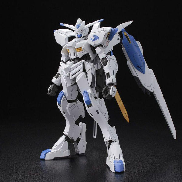 Bandai 1/100 Full Mechanics Gundam Bael Front View