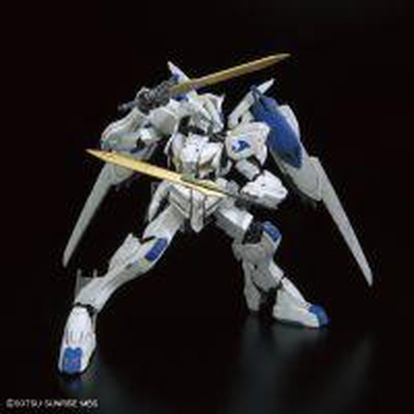 Bandai 1/100 Full Mechanics Gundam Bael Side Pose