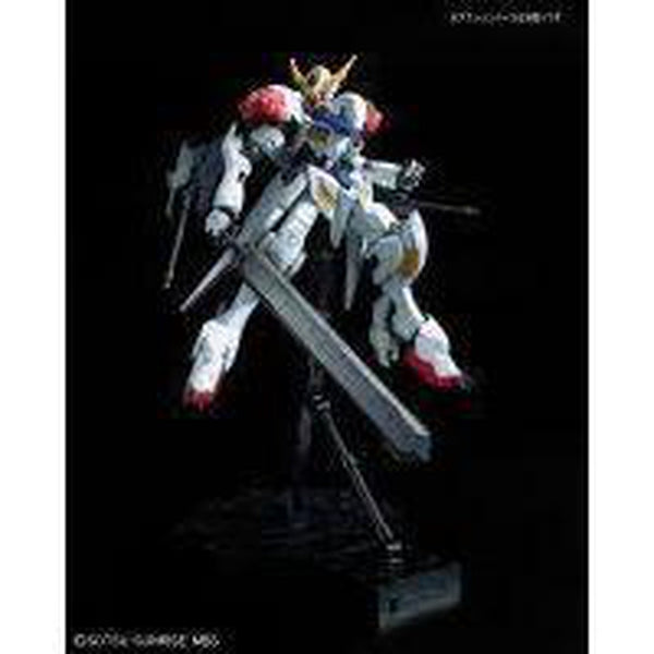Bandai 1/100 IBO Full Mechanics Gundam Barbatos Lupus Front Pose 4