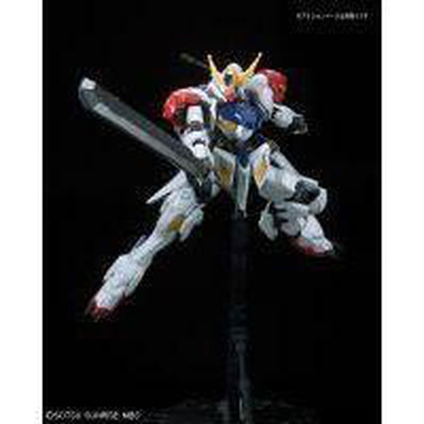 Bandai 1/100 IBO Full Mechanics Gundam Barbatos Lupus Front Pose 5