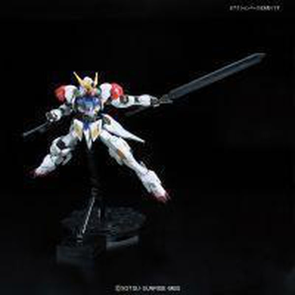 Bandai 1/100 IBO Full Mechanics Gundam Barbatos Lupus Front Pose 6