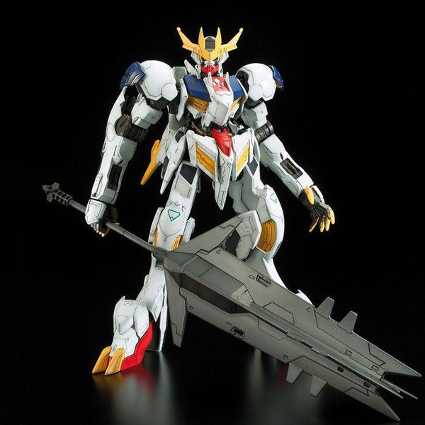 Bandai 1/100 Full Mechanics Barbatos Lupus Rex Front View 1