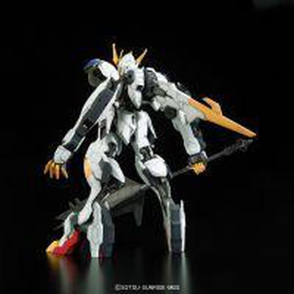 Bandai 1/100 Full Mechanics Barbatos Lupus Rex Back View