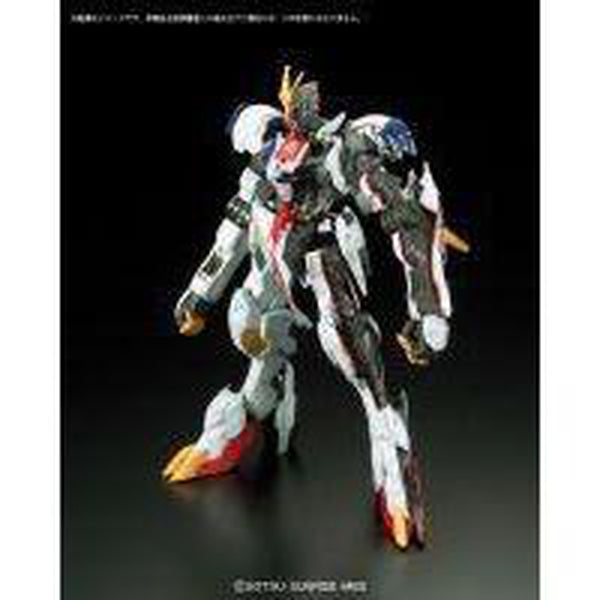 Bandai 1/100 Full Mechanics Barbatos Lupus Rex Front View 2