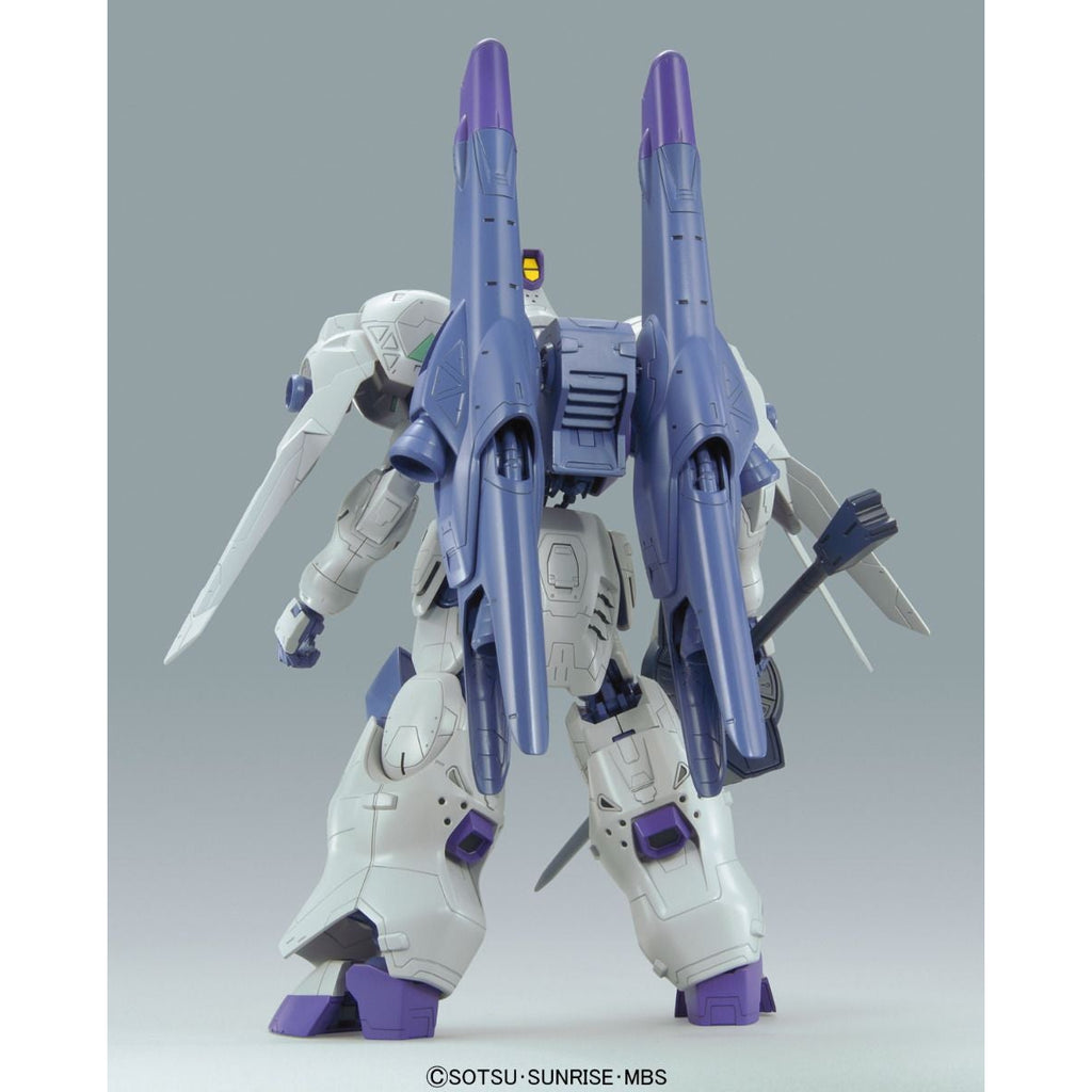 Bandai 1/100 Gundam Kimaris Booster Unit Type Back View 2