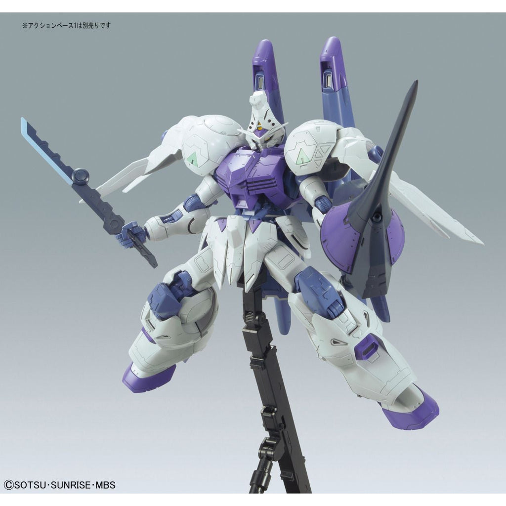 Bandai 1/100 Gundam Kimaris Booster Unit Type Side Pose 3
