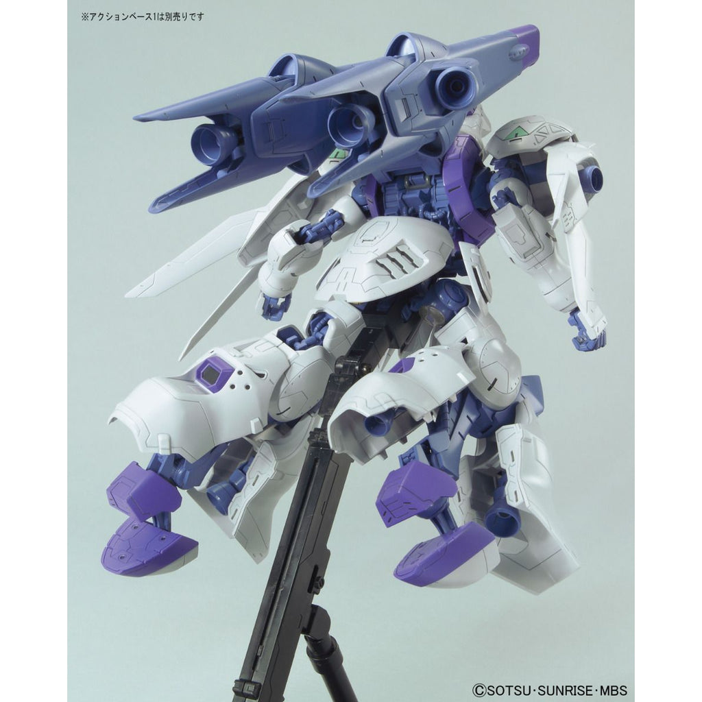 Bandai 1/100 Gundam Kimaris Booster Unit Type Back Pose