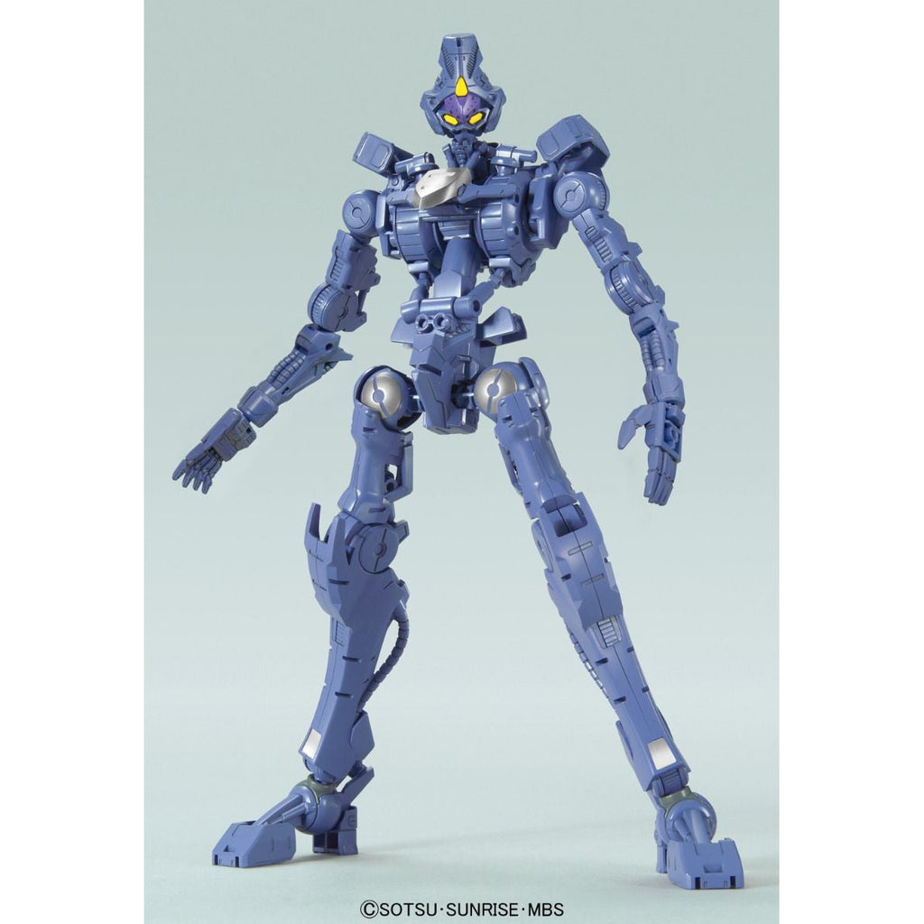 Bandai 1/100 Gundam Kimaris Booster Unit Type No Armor Front View