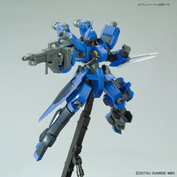 Bandai 1/100 NG Schwalbe Graze McGillis's Custom with rifle