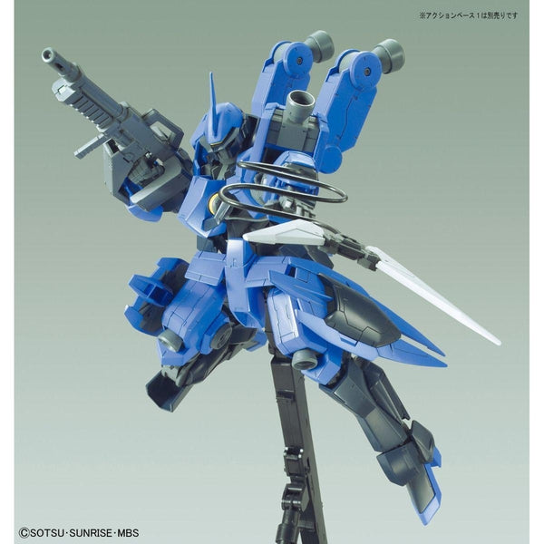 Bandai 1/100 NG Schwalbe Graze McGillis's Custom all weapons