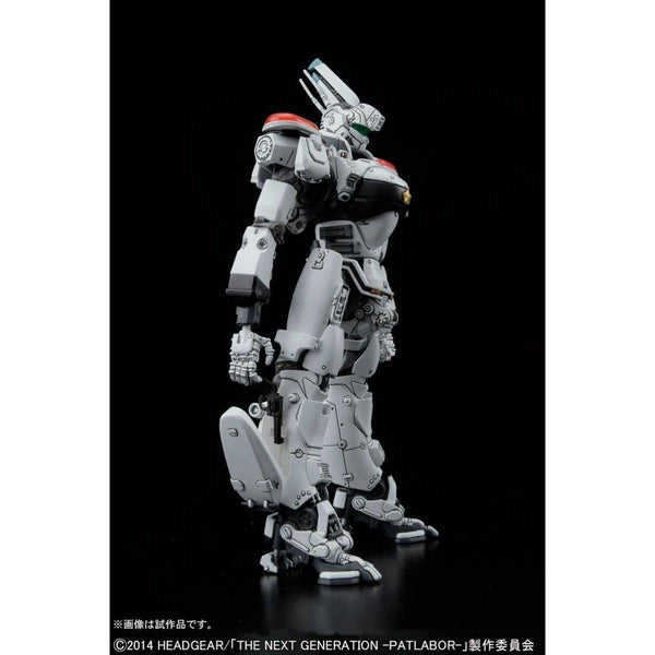 Bandai 1/48 AV-98 Ingram (The Next Generation Ver.) side on pose