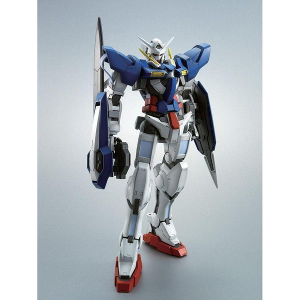 Bandai 1/60 NG GN-001 Gundam Exia weapons ready