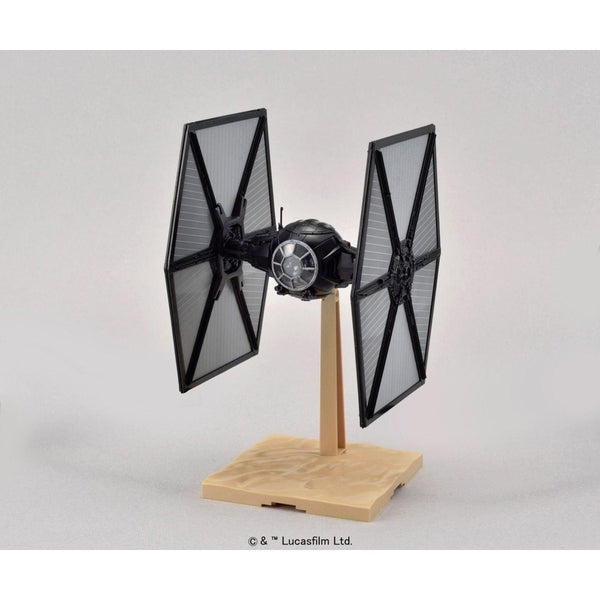 Bandai 1/72 Star Wars The First Order Tie Fighter
