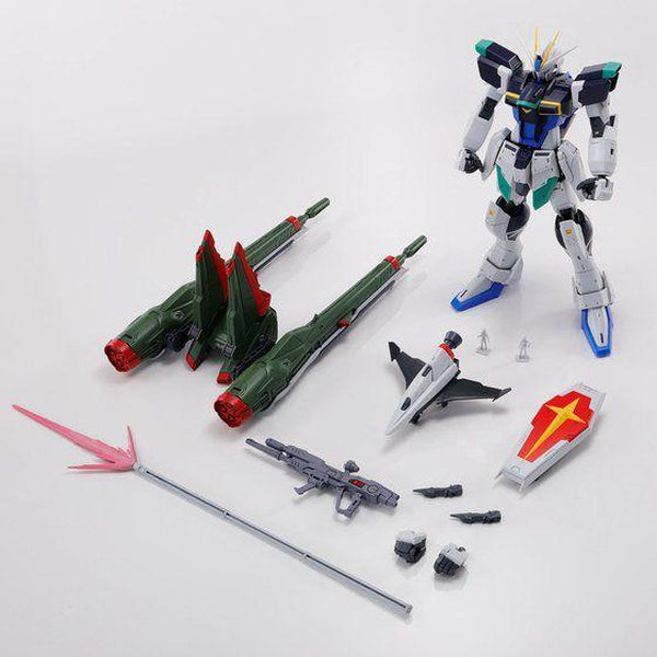 Bandai 1/100 MG Blast Impulse included accessories