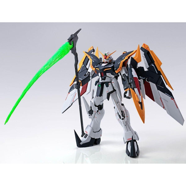 P-Bandai 1/100 MG Deathscythe EW Rousette front on pose