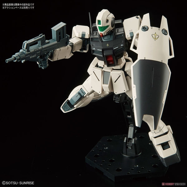 Bandai 1/100 MG GM Command (Colony Type) Side Pose