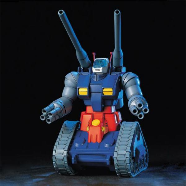 Bandai 1/144 HG Rx-75 Guntank Front on pose
