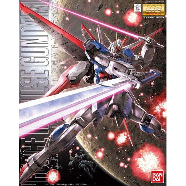 Bandai 1/100 MG Force Impulse Gundam Cover Art