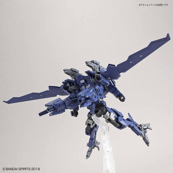 Bandai 1/144 NG 30MM EEXM-17 Alto Flight Type (Navy) action pose 1