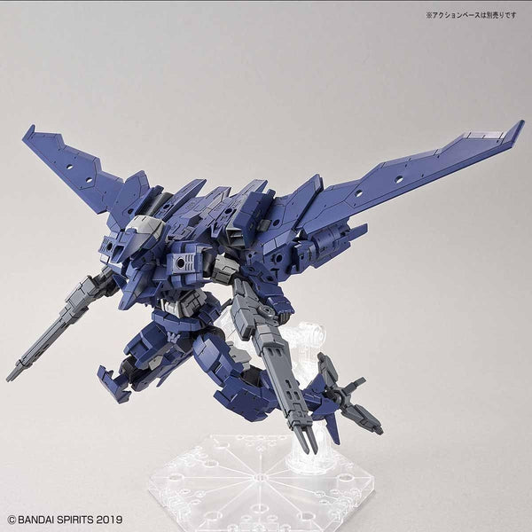 Bandai 1/144 NG 30MM EEXM-17 Alto Flight Type (Navy) action pose 2