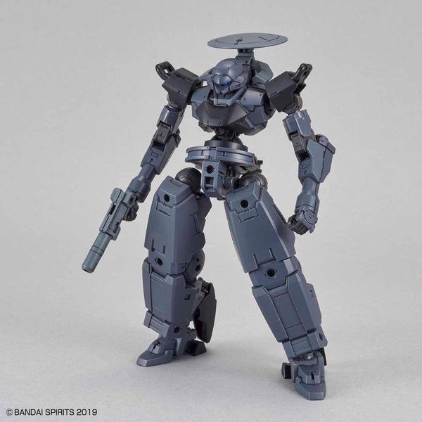 Bandai 1/144 NG 30MM BEXM-14T Cielnova (Dark Grey) front on view.